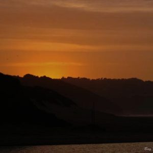 Porth Kidney Sunset