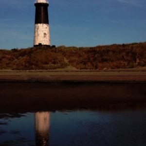 Spurn Lighthouse Reflected