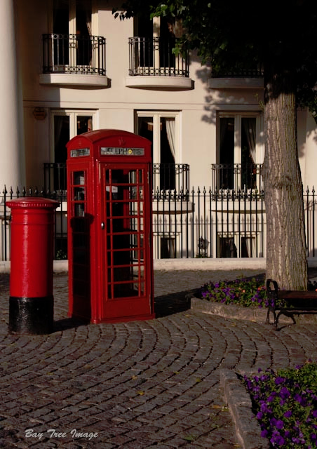 Telephone and post